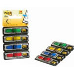 POST-IT MINISET FRECCE 96 SEGNAPAGINA INDEX 684-ARR3 IN 4 COLORI CLASSICI