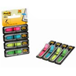 POST-IT MINISET FRECCE 96 SEGNAPAGINA INDEX 684-ARR4 IN 4 COLORI VIVACI