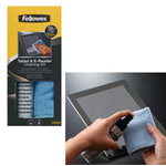 KIT PULIZIA TABLET e E-BOOK Fellowes