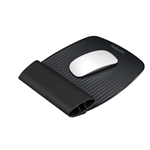MOUSEPAD con POGGIAPOLSI NERO I-Spire Fellowes