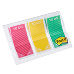 """SEGNAPAGINA POST-IT Index 682-TODO-EU MEDIUM""""TO DO"""" 60FG"""