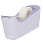 Dispenser da Tavolo C18 Lavanda+1 rotolo di nastro adesivo Scotch® Magic™ 19x33