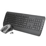 Set Tecla 2 (tastiera wireless + mouse wireless) - Trust