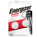 Blister 2 pile CR2450 Lithium - Energizer Specialistiche
