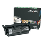 LEXMARK/IBM CARTUCCIA RETURN PROGRAM X651 X652 X654 X656 X658 ALTA CAPACITA'