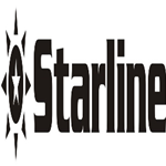 STARLINE Nastro compatibile NY nero per Mannesmann 6215 (60MIL.CAR.)